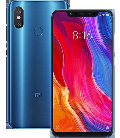Xiaomi Mi8 6Gb/64Gb Blue